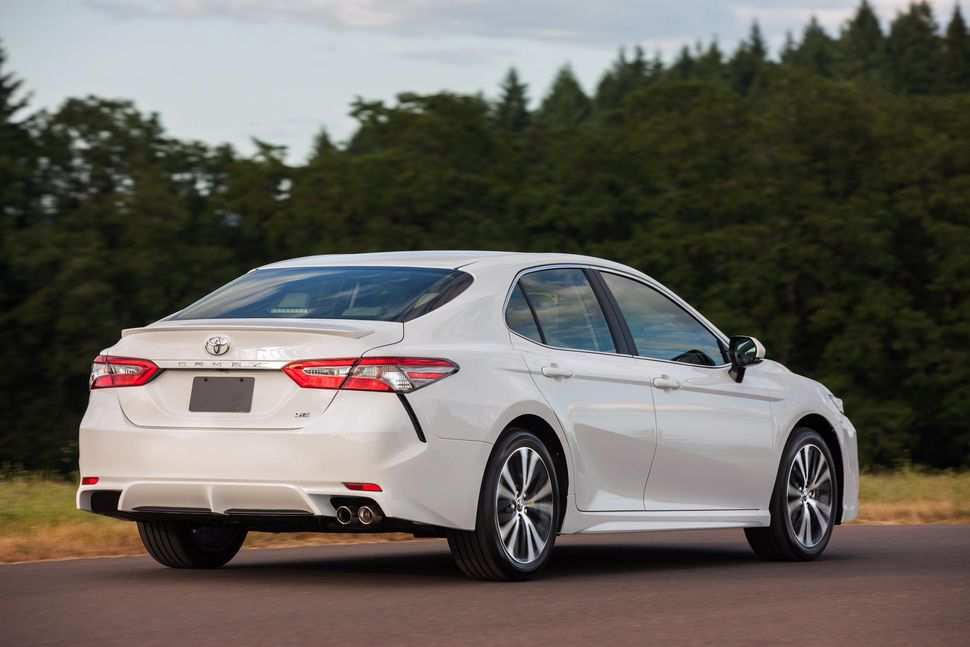 36 The 2019 Toyota Camry Prices