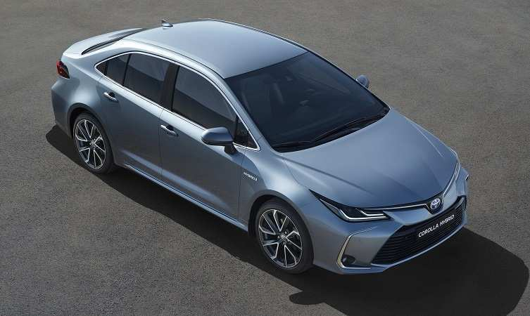 36 The 2019 Toyota Corolla Speed Test