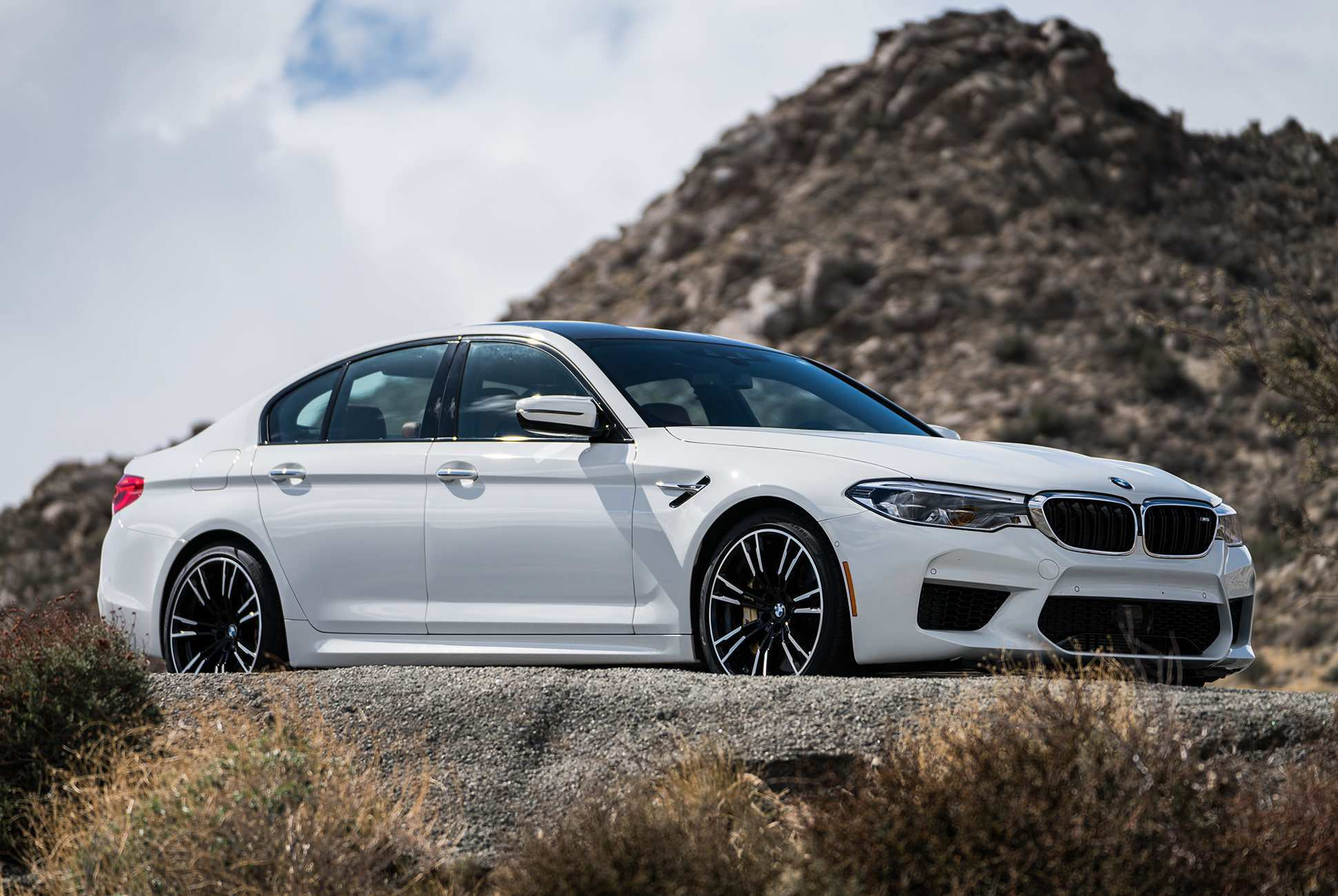 36 The 2020 BMW M5 Get New Engine System Configurations