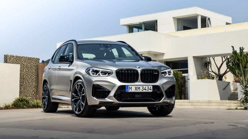 36 The 2020 BMW X4 History