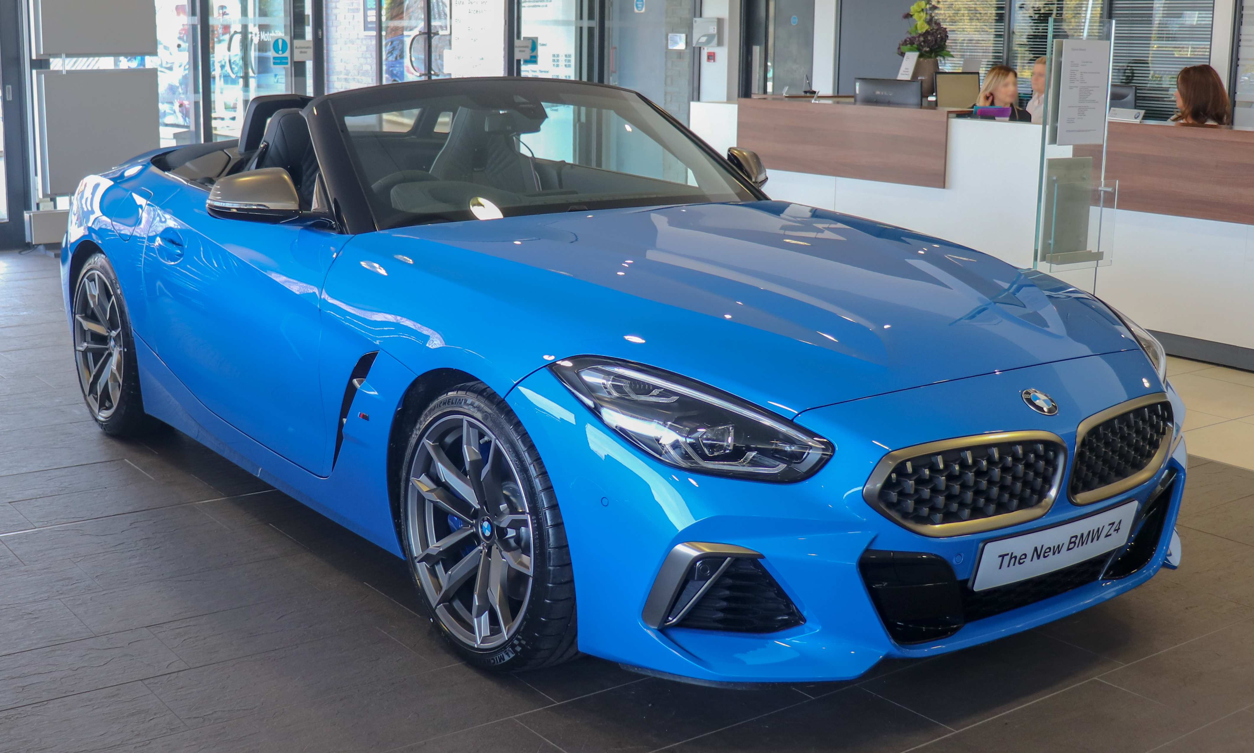 36 The 2020 BMW Z4 Configurations