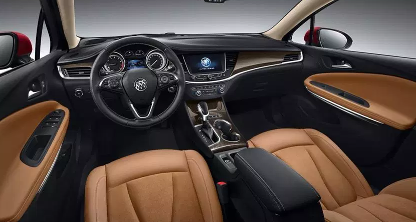 36 The 2020 Buick Encore Interior New Model And Performance