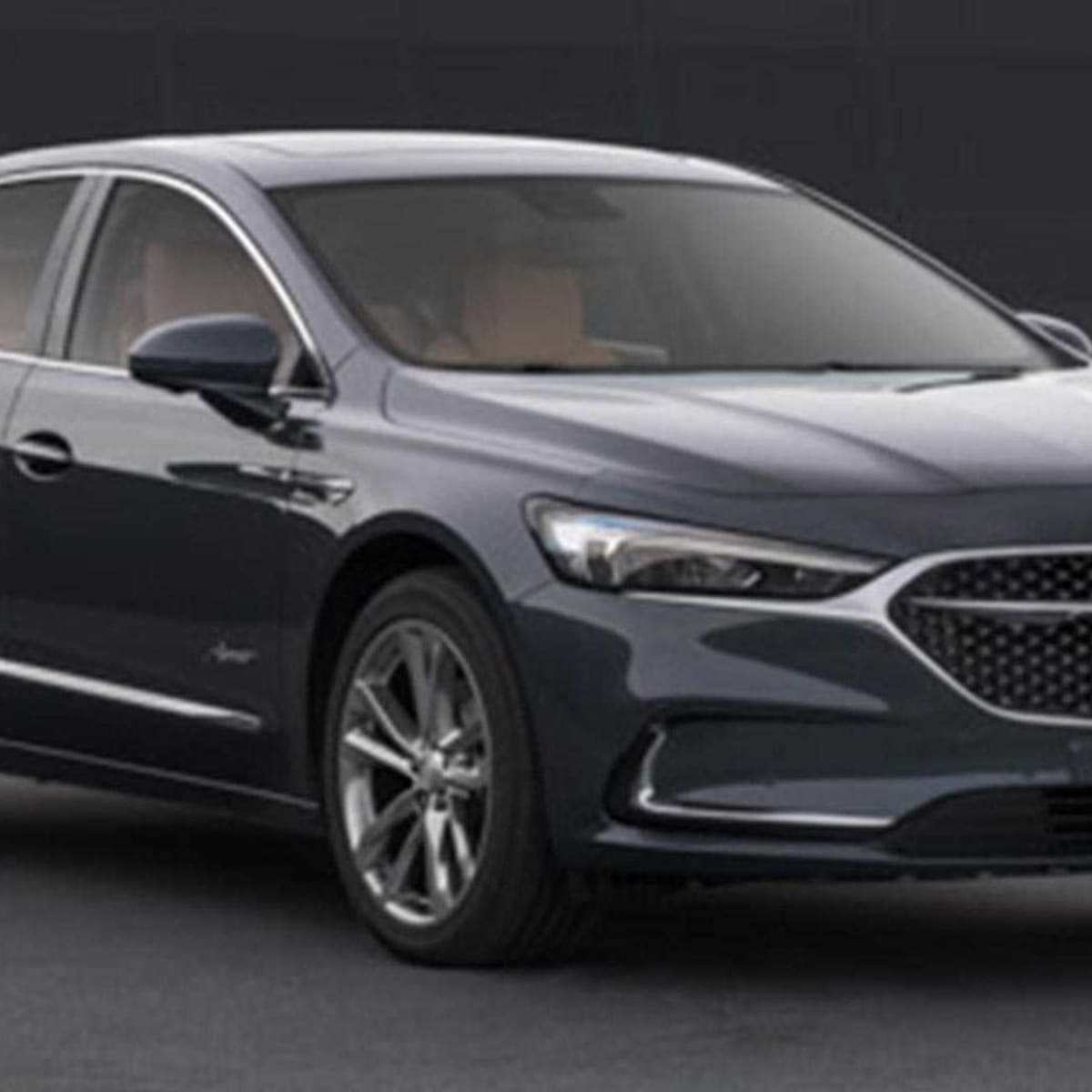 36 The 2020 Buick LaCrosses Redesign