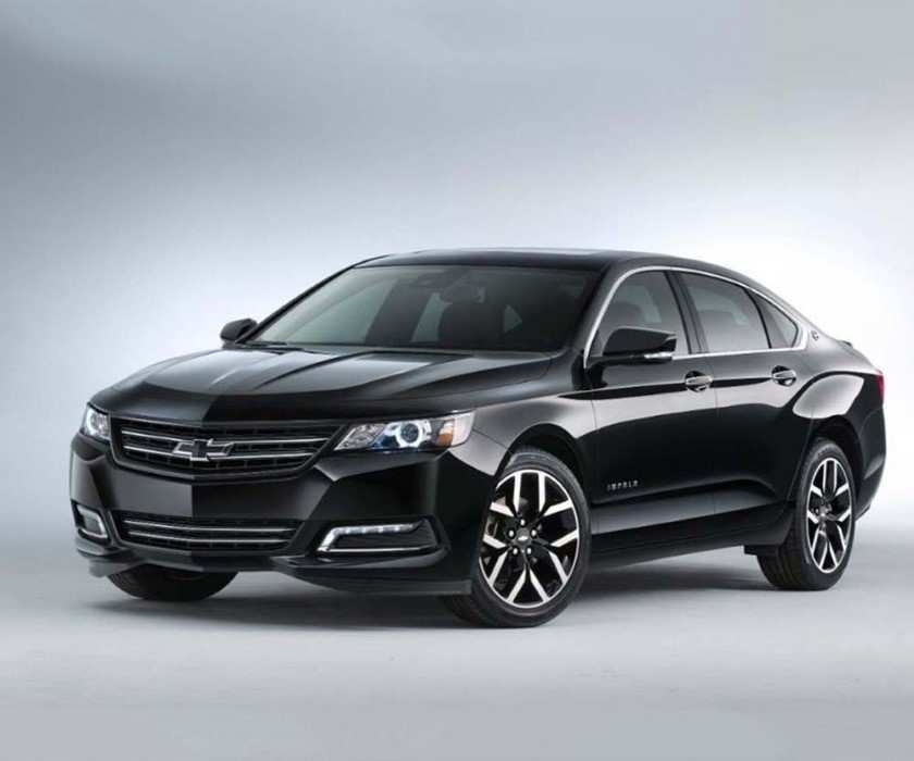 36 The 2020 Chevy Impala SS Redesign And Concept