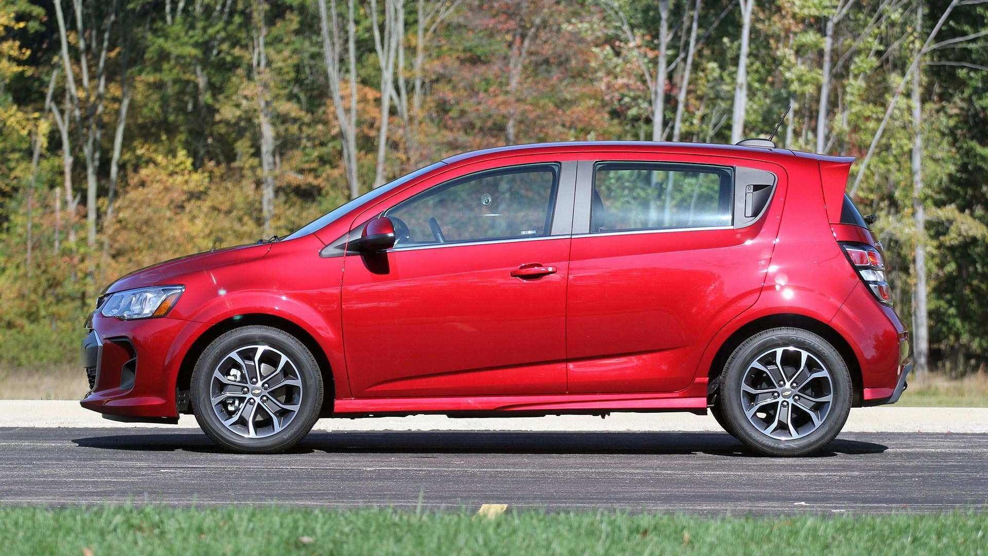 36 The 2020 Chevy Sonic Redesign And Review