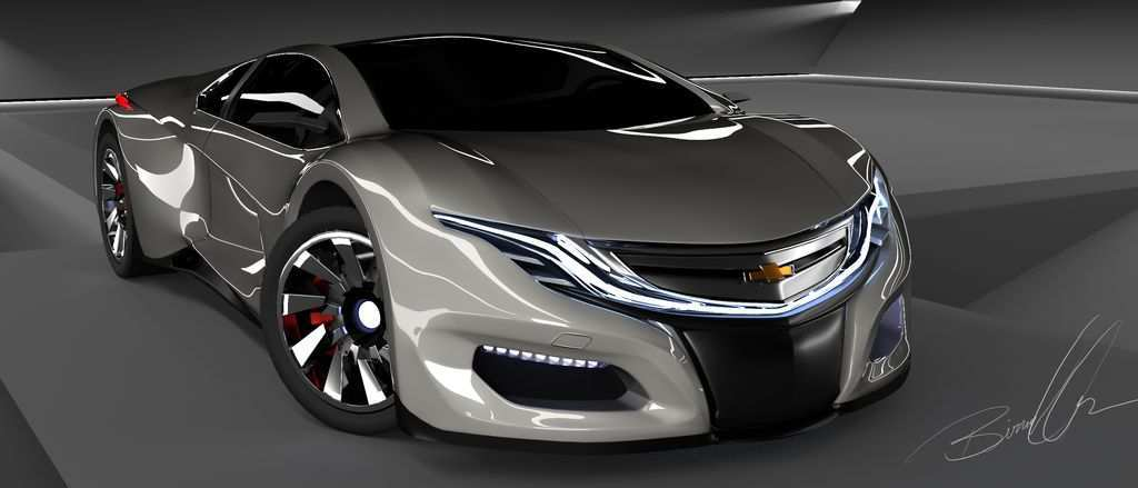 36 The 2020 Chevy Volt New Concept