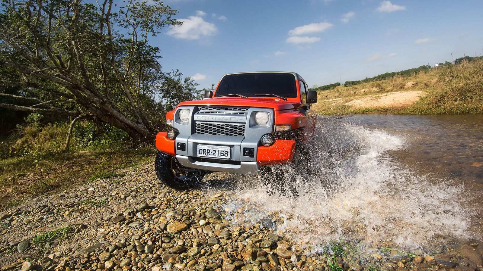 36 The 2020 Ford Troller T4 Specs