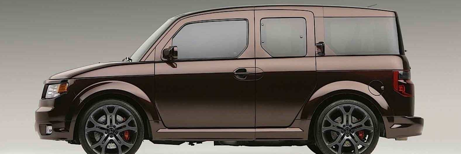 36 The 2020 Honda Element History
