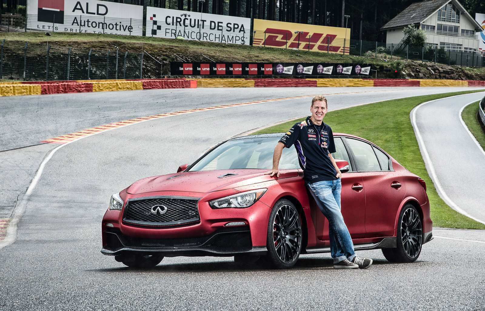 36 The 2020 Infiniti Q50 Coupe Eau Rouge Configurations