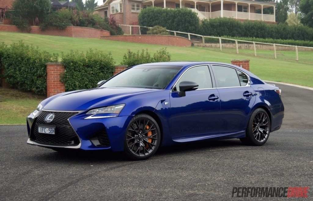 36 The 2020 Lexus GS F Pricing