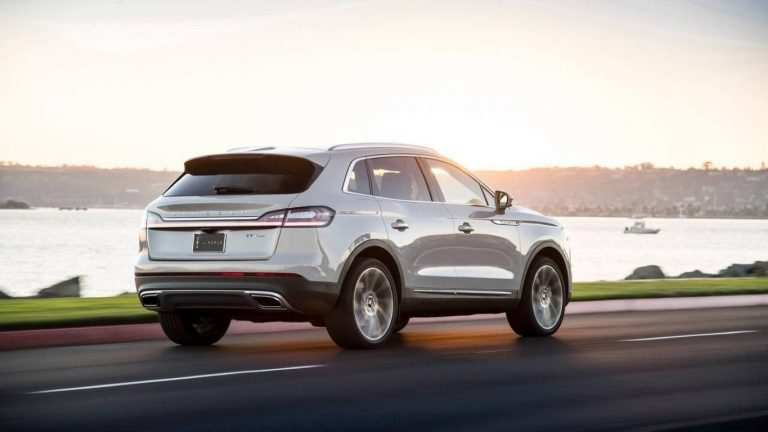 36 The 2020 Lincoln Mkx At Beijing Motor Show Concept And Review