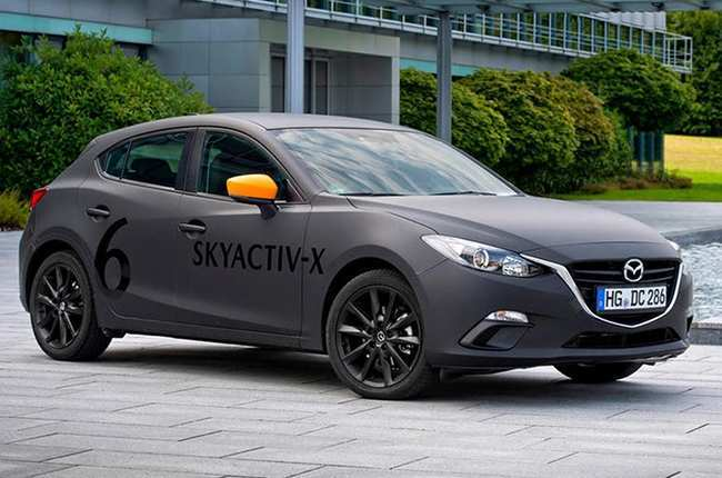 36 The 2020 Mazda Cx 3 Redesign
