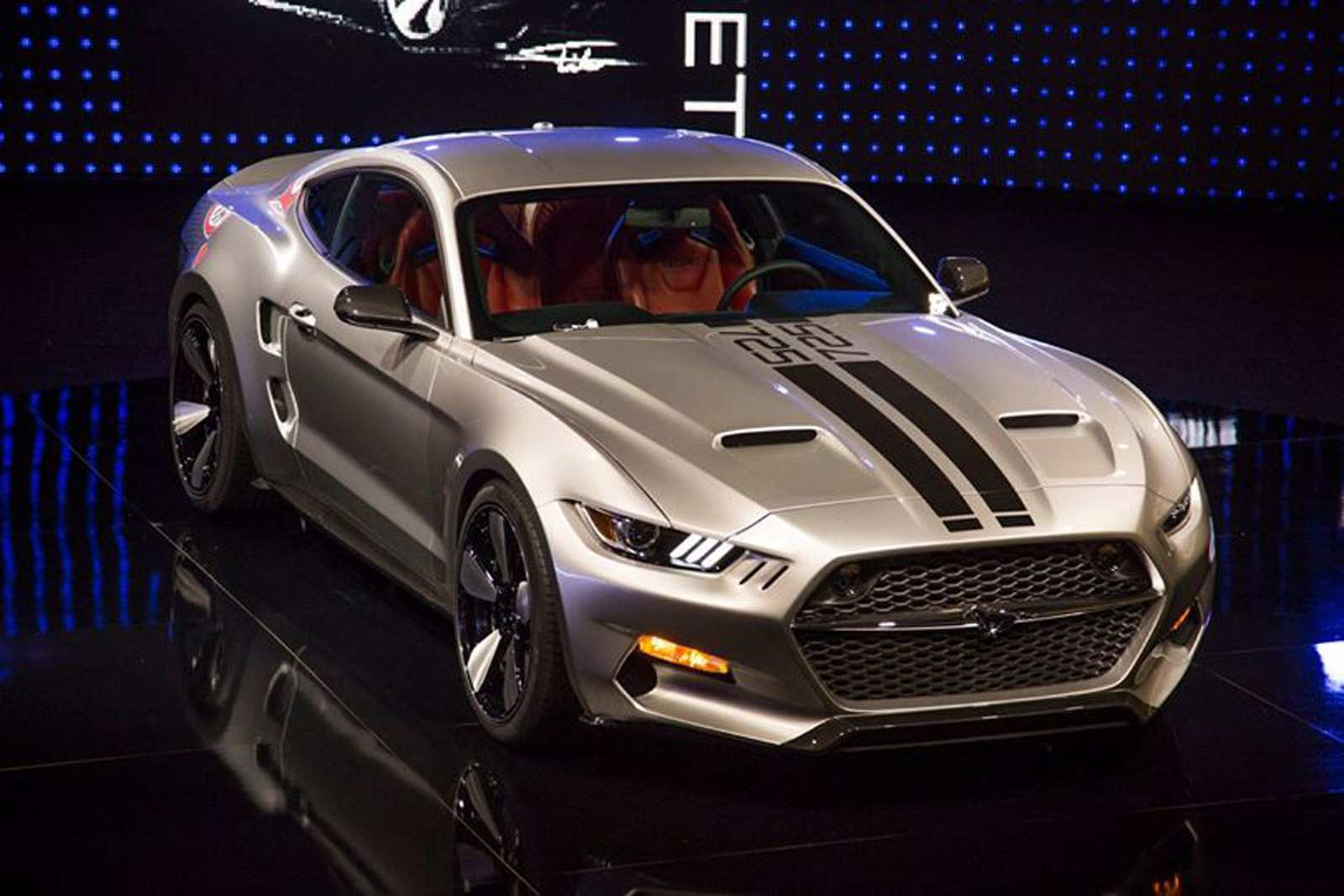 36 The 2020 Mustang Rocket Spy Shoot