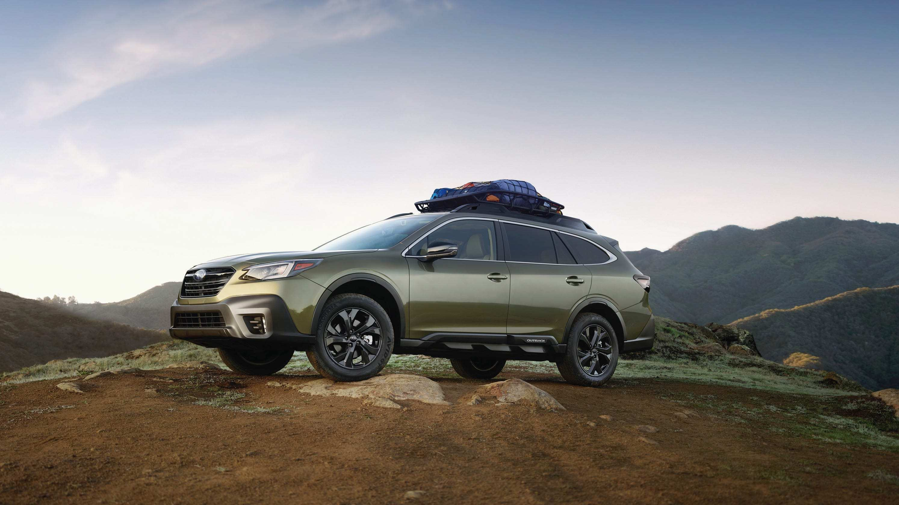36 The 2020 Subaru Outback Unveiling Redesign And Review