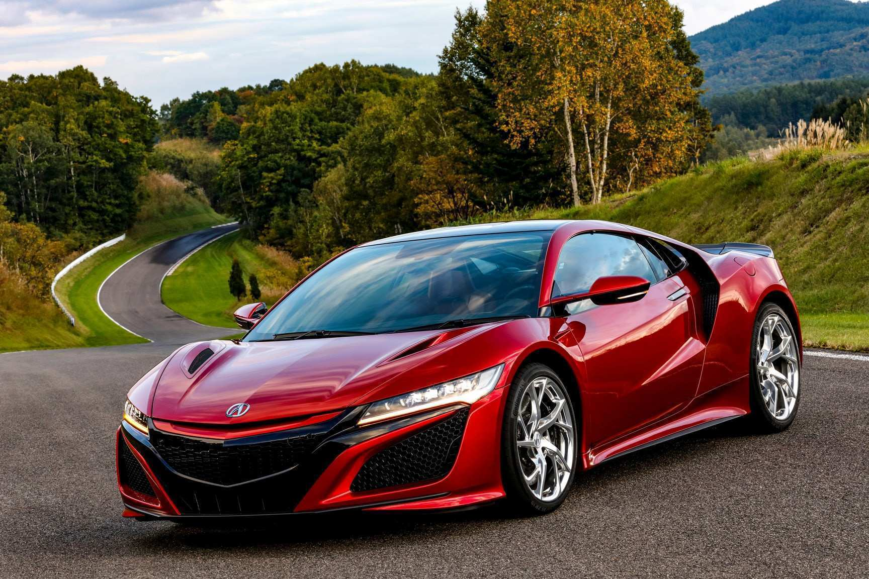 36 The Best 2019 Acura NSX Photos