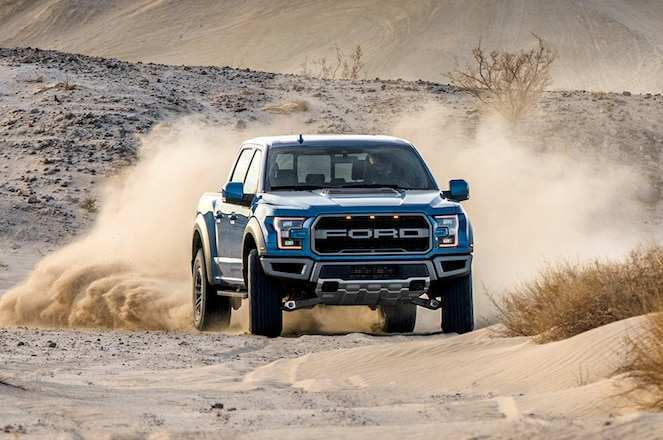 36 The Best 2019 All Ford F150 Raptor Redesign