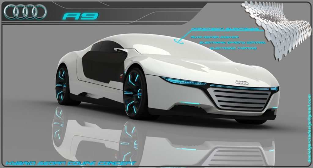 36 The Best 2019 Audi A9 Concept Performance
