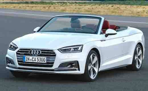 36 The Best 2019 Audi S5 Cabriolet Picture