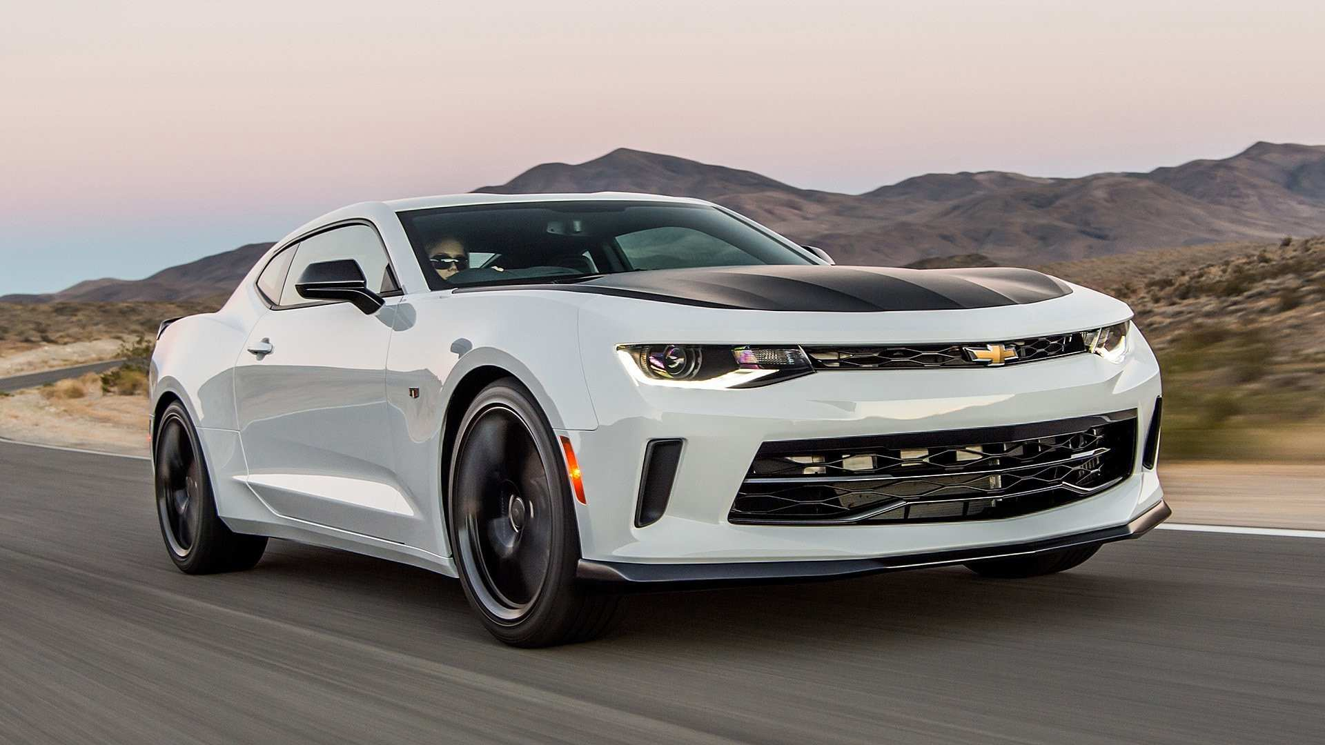 36 The Best 2019 Chevy Camaro Competition Arrival Performance