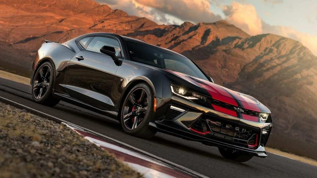 36 The Best 2019 Chevy Camaro Competition Arrival Spesification