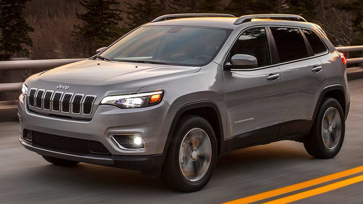 36 The Best 2019 Jeep Cherokee Release Date