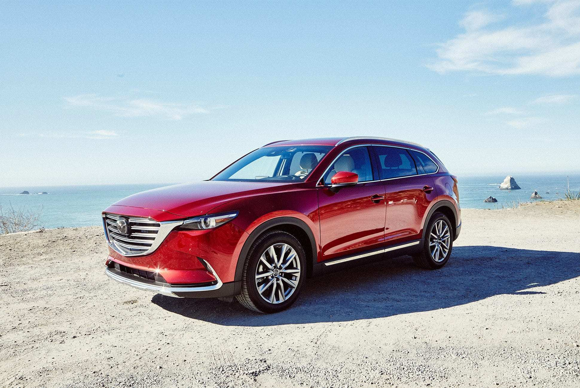 36 The Best 2019 Mazda Cx 9 Exterior