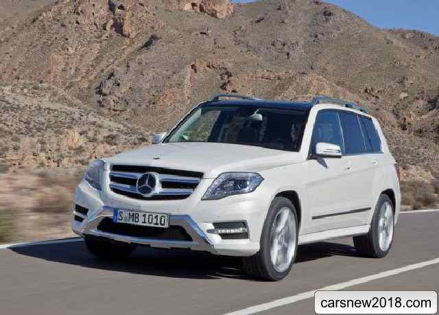 36 The Best 2019 Mercedes Benz GLK New Model And Performance