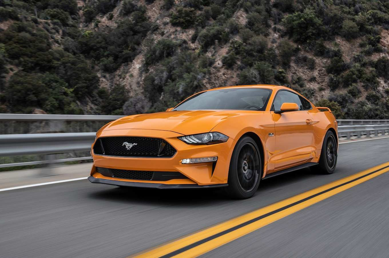 36 The Best 2019 Mustang Mach Picture