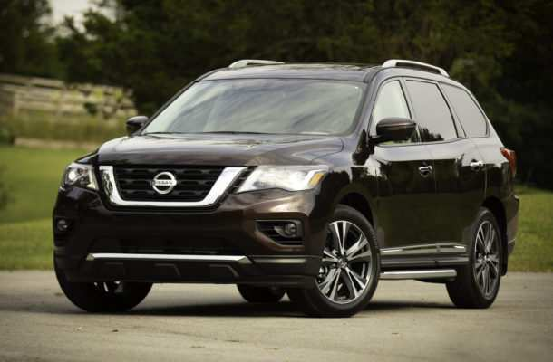 36 The Best 2019 Nissan Pathfinder New Review