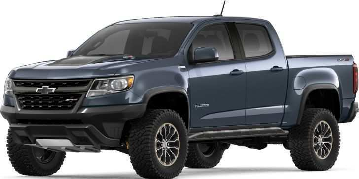 36 The Best 2020 Chevrolet Colorado Z72 History