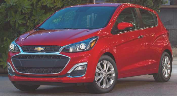 36 The Best 2020 Chevrolet Spark Overview