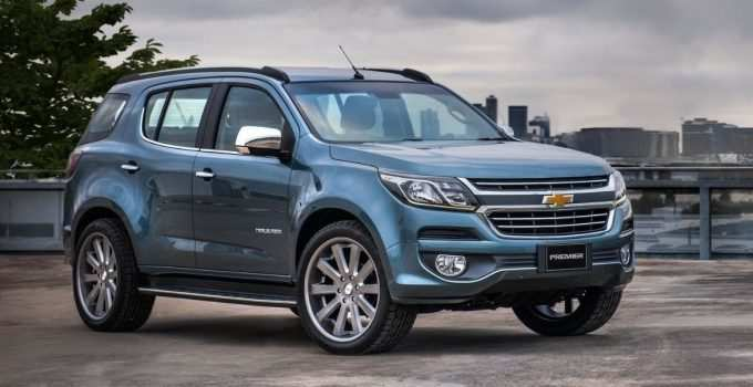 36 The Best 2020 Chevy Blazer K 5 New Review