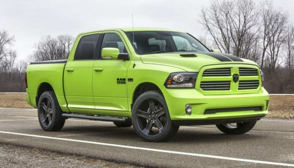36 The Best 2020 Dodge Ram 1500 Style