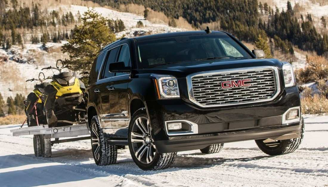 36 The Best 2020 GMC Yukon Denali Xl Wallpaper