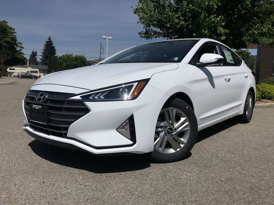 36 The Best 2020 Hyundai Elantra Sedan Engine