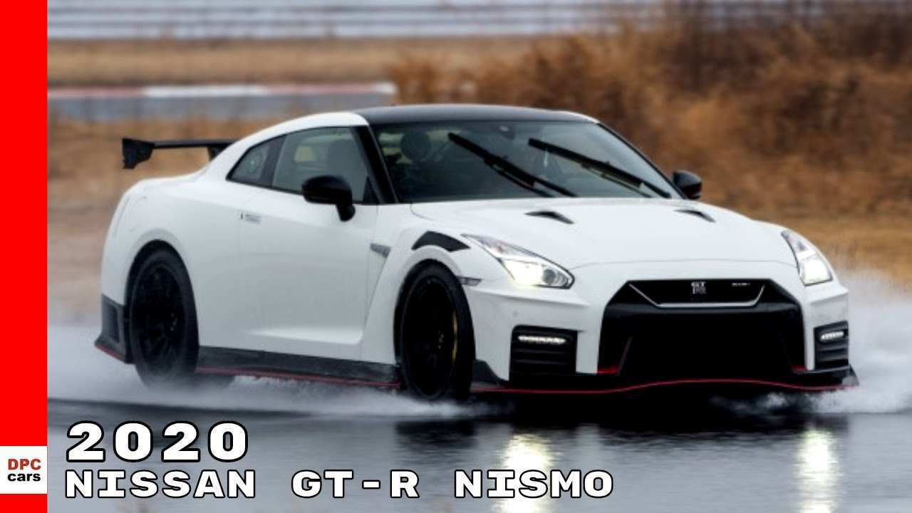 36 The Best 2020 Nissan GT R Concept And Review