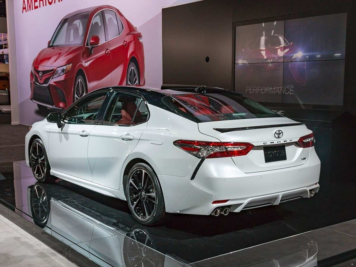 36 The Best 2020 Toyota Camry Xse Exterior And Interior
