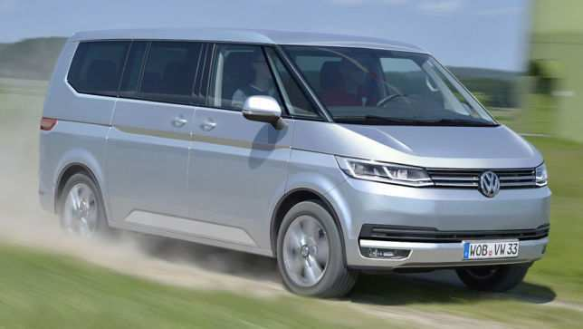 36 The Best 2020 VW Transporter Exterior