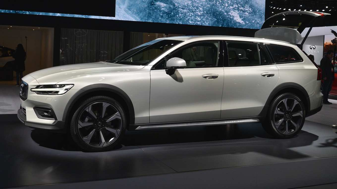 36 The Best 2020 Volvo V60 Cross Country First Drive