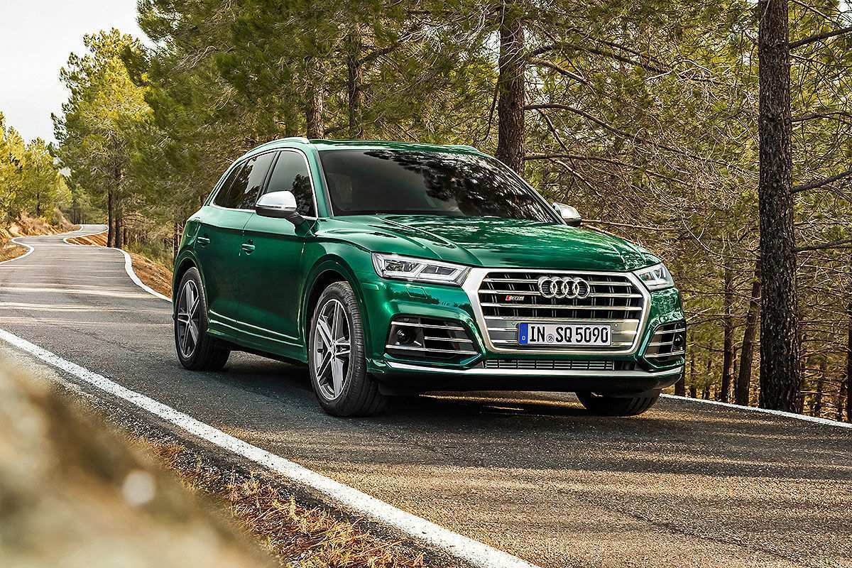 36 The Best Audi Q7 Hybrid 2020 Exterior and Interior