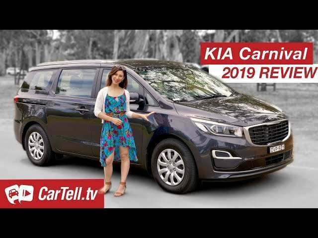 36 The Best Kia Carnival 2020 Release Date Australia Redesign