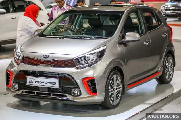 36 The Best Kia Picanto 2019 Concept And Review
