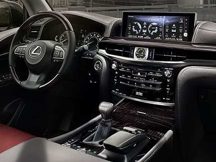 36 The Best Lexus Lx 2019 Interior Release Date And Concept