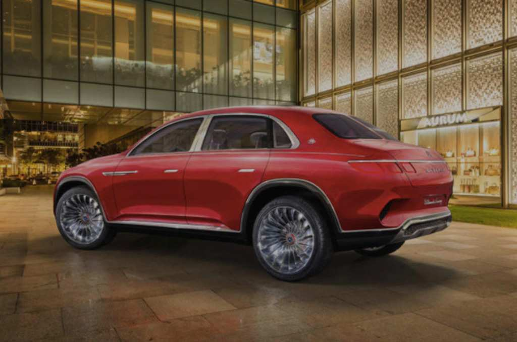 36 The Best Mercedes Maybach Suv 2019 Engine