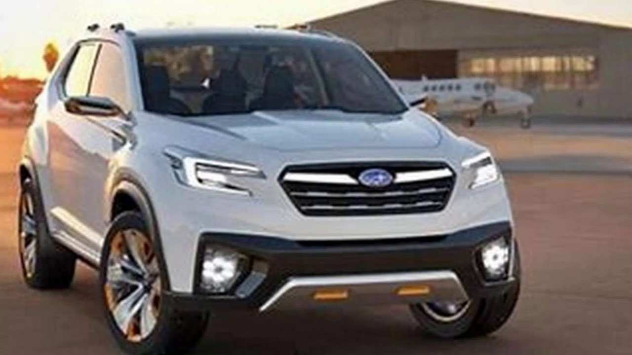 36 The Best Subaru Redesign 2019 Overview