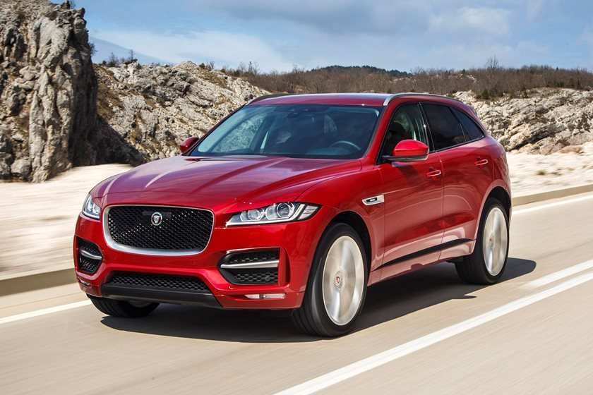 36 The Best Suv Jaguar 2019 Redesign And Concept