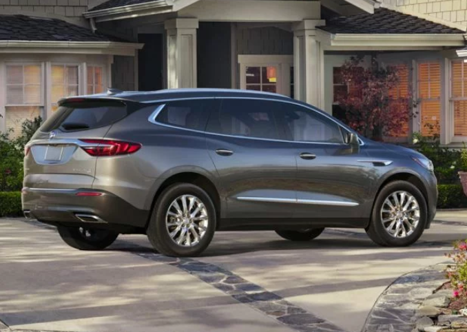 36 The Buick Enclave Avenir 2020 Performance
