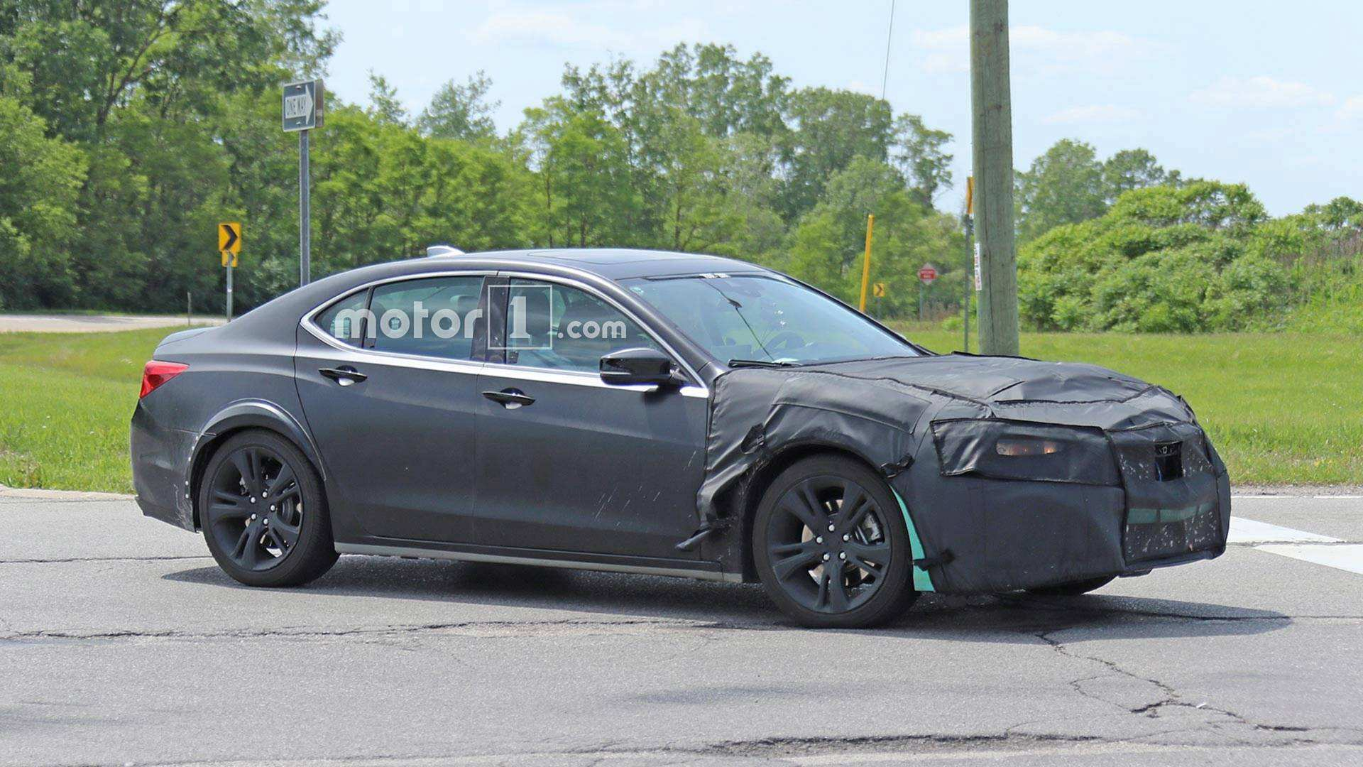 36 The New Acura Tlx 2020 Engine
