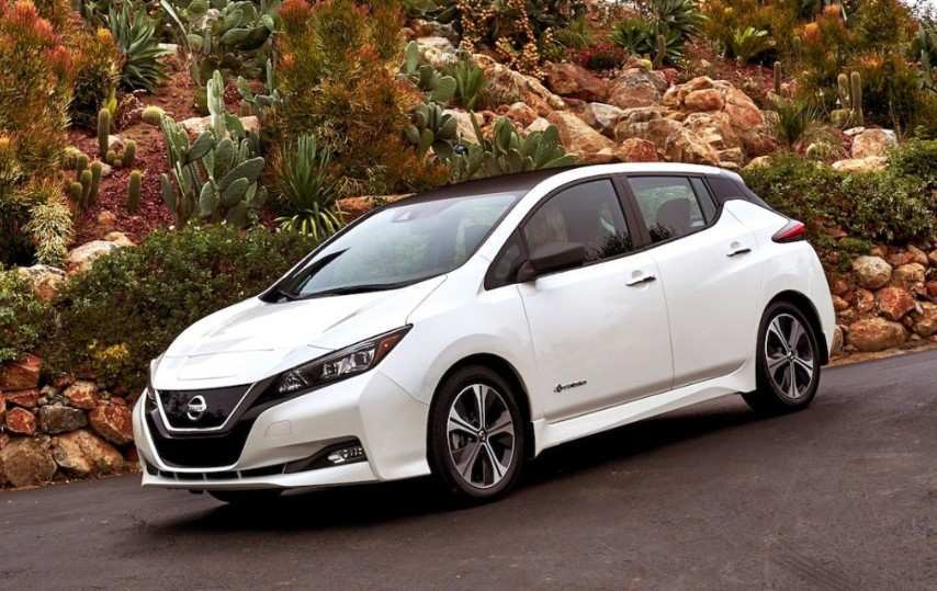36 The Nissan Leaf 2020 Canada Price Design and Review