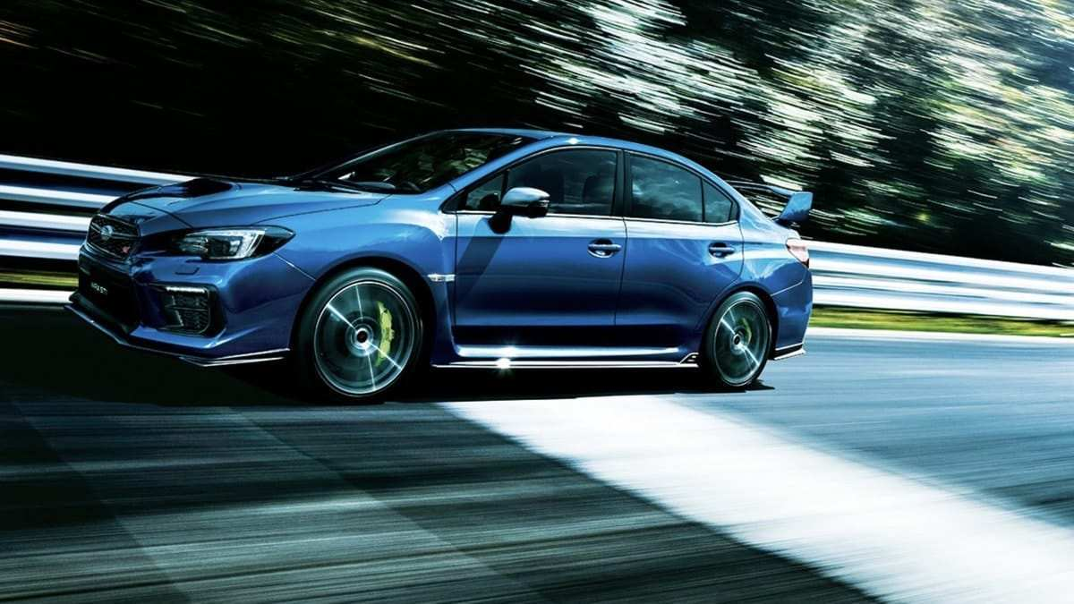 36 The Subaru News Sti 2020 Pictures